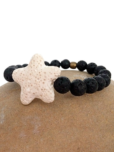 Oh!Este Handmade Accessories pulsera Lava Star