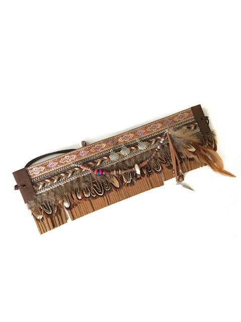 Oh!Este Handmade Accessories. 16/17 Cubrebotas Sand