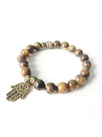 Oh!Este Handmade Accessories. Temporada 16/17. Pulsera Dharma