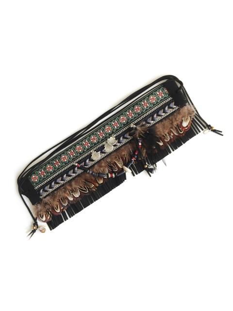 Oh!Este Handmade Accessories. 16/17 Cubrebotas Dark