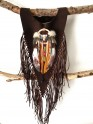 Oh!Este Handmade Accessories. Colección Indian Summer Peto Navajo
