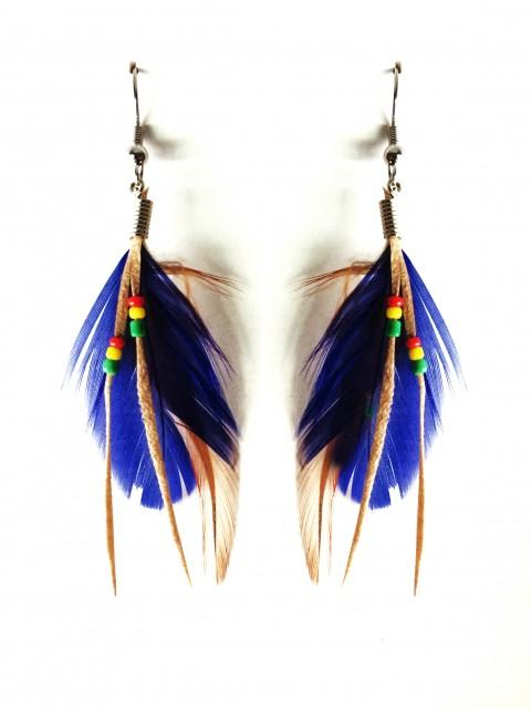 Oh!Este Handmade Accessories, colección Indian Summer, pendientes Hopi