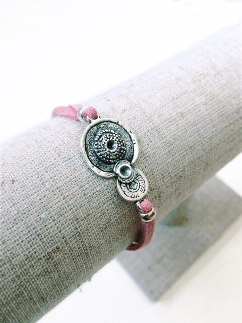 Oh!Este made with love. Pulsera Pink Dharma