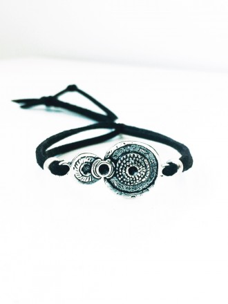 Oh!Este made with love. Pulsera Black Dharma